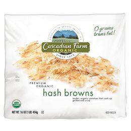 Cascadian Farm | Products | Frozen Potatoes | Hash Browns