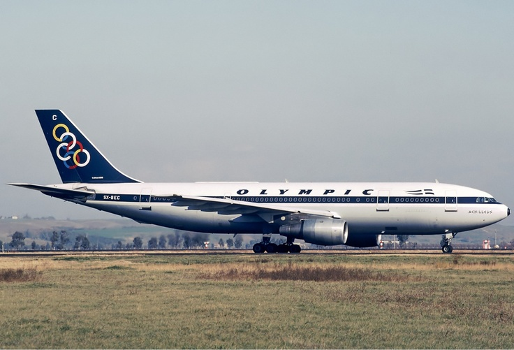 Olympic airways (A300)