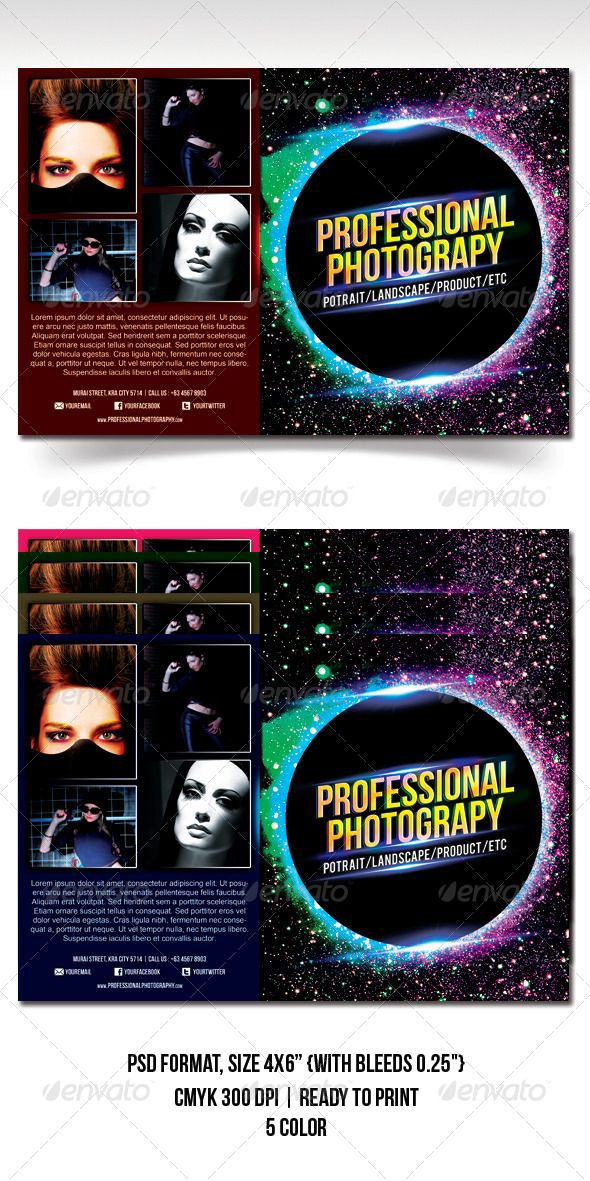 886 best Photography Flyer Design images on Pinterest Font logo - photography flyer