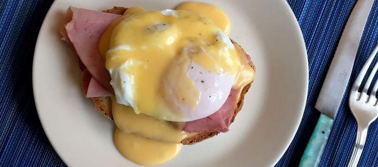 La ciencia de los huevos Benedict