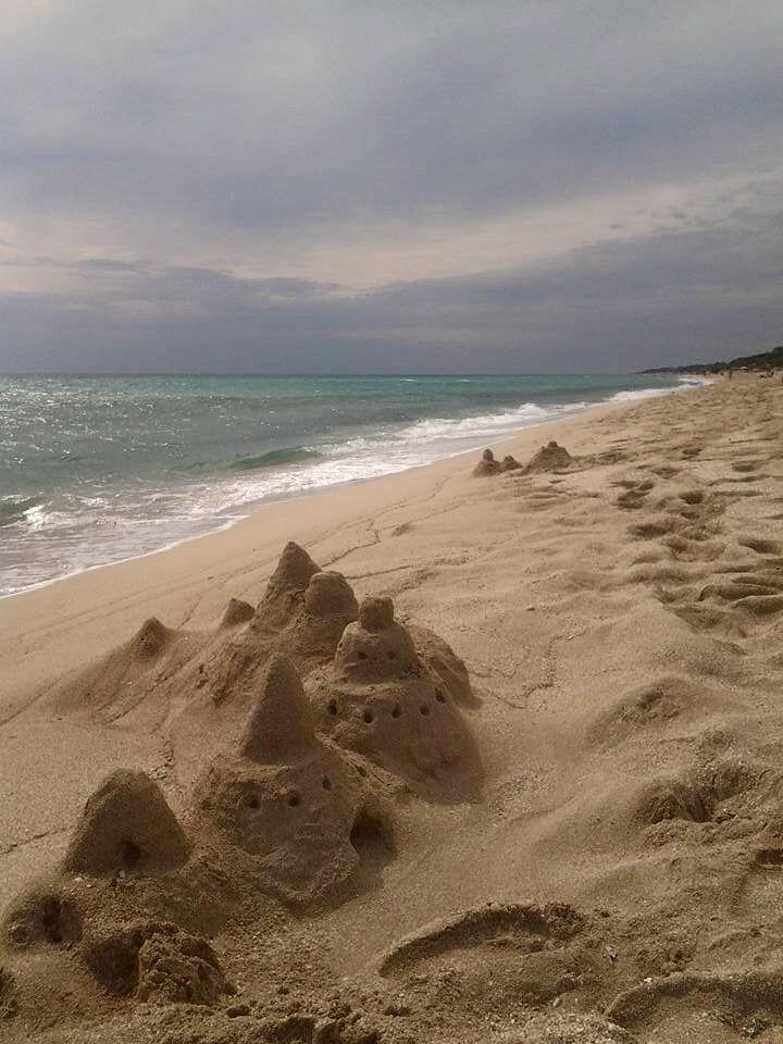 Castelli di sabbia
