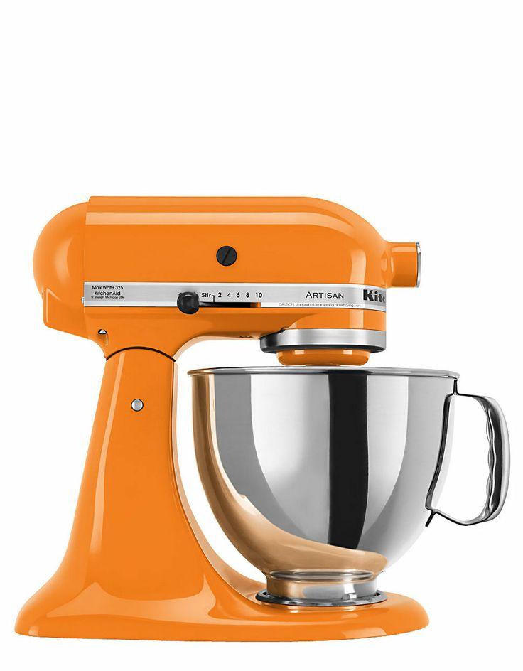 Artisan Stand Mixer Tangerine | Hudson's Bay