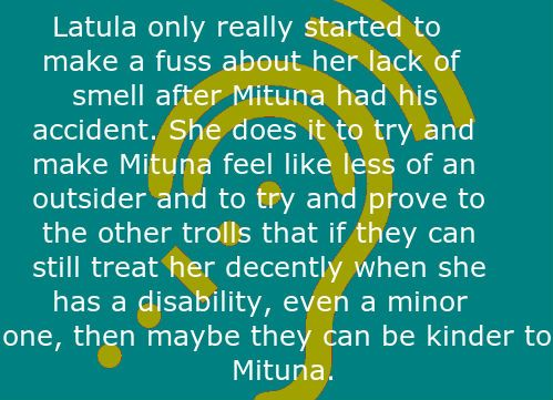 Homestuck Fluff Headcanons Latula and Mituna