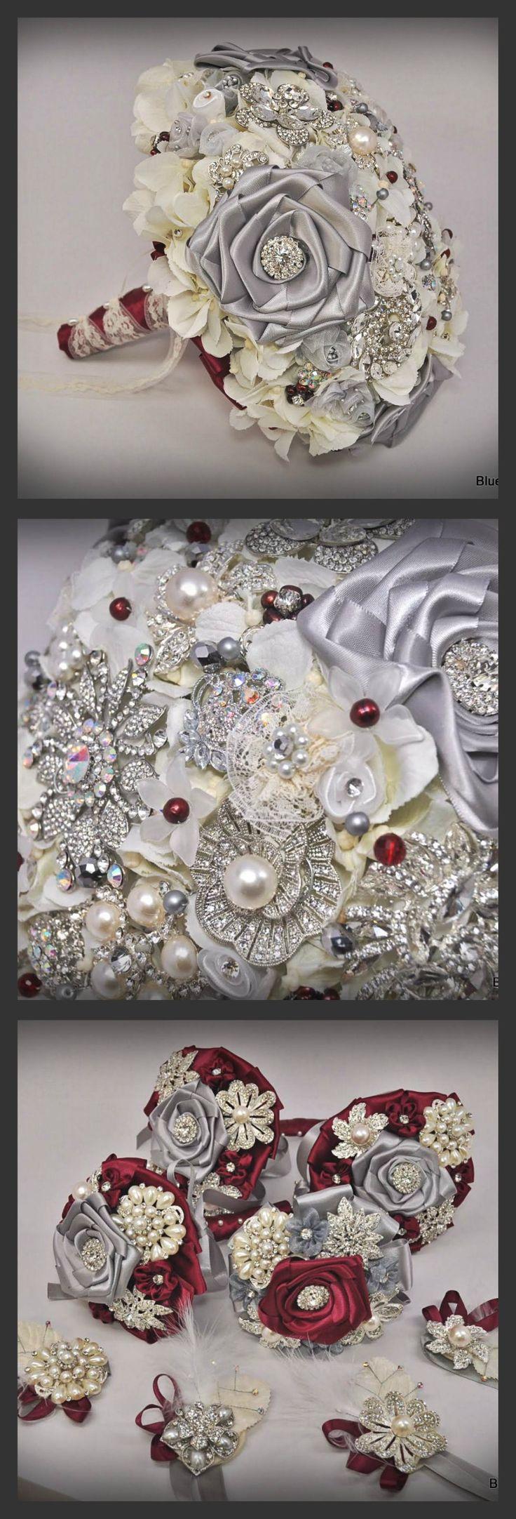 best 25+ burgundy silver wedding ideas on pinterest | burgundy