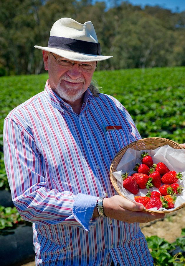 Maurie O'Connor from Food Wind and Travel writes about his experience visiting the Beerenberg Family Farm