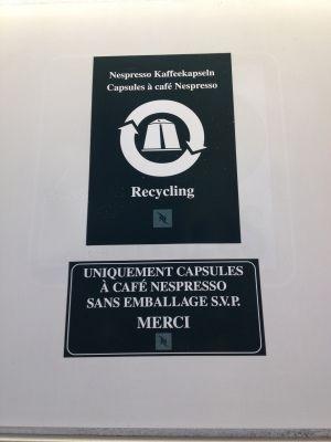 Eco-astuce N°3: recyclage des capsules de café