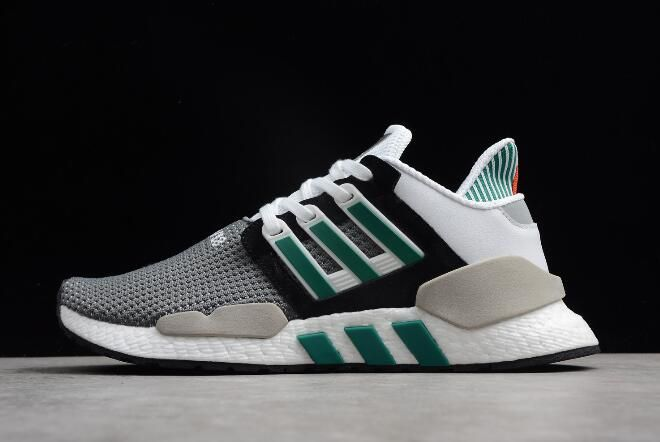 huge selection of e9edf 45911 adidas EQT Support 9118 Core BlackGraniteSub Green AQ1037 Black Granite