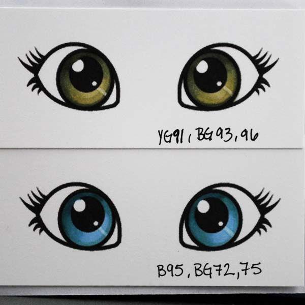 Ojos fofuchas