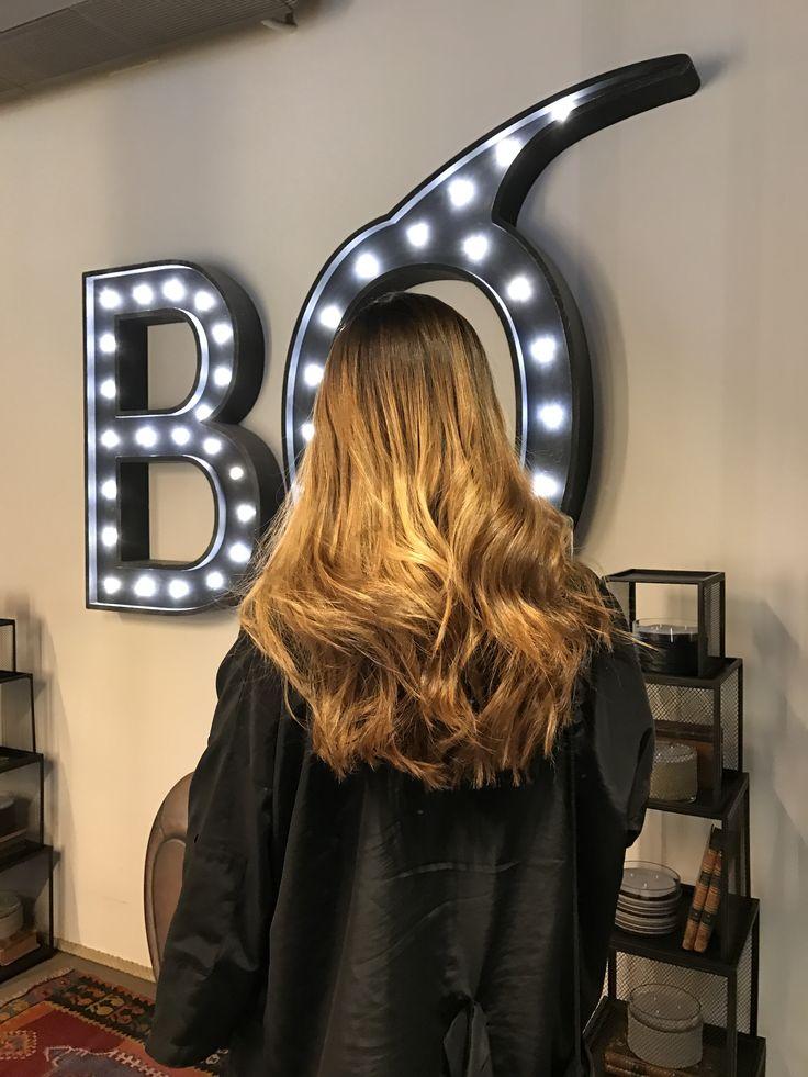 Peinado clienta  #pasionbeauty #profesionalesbo #BOpeluqueria #peluqueria #hairstyle #peluqueriabarcelona #peluqueriabcn #salondepeluqueria #peinadomujer