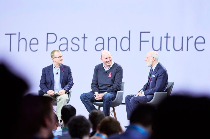 Marc Andreeson and Vint Cerf look at the future and to reflect on the past.