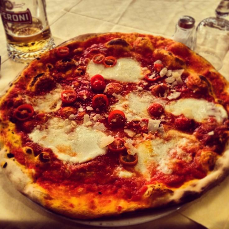 Pizza Pasqualina