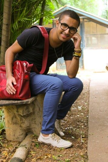 College boy - Parque do Ibirapuera/2015