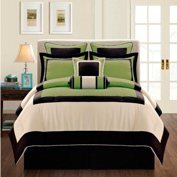 gramercy olive 12piece comforter super set bed bath u0026 beyond