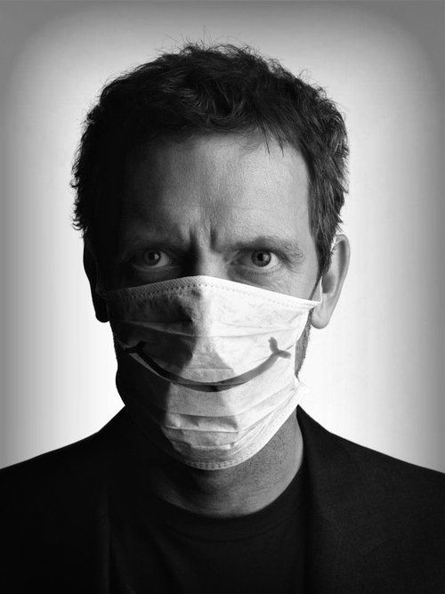 hugh laurie, gregory house, house md