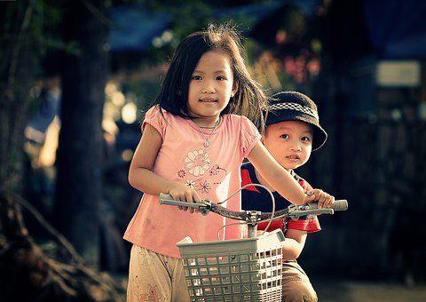 Dzieci, Dziecko, Szczęśliwy