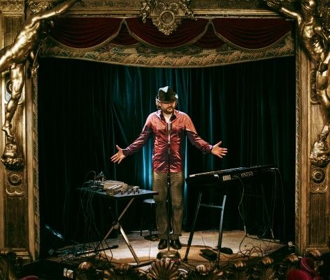 Labelled as the greatest harmonica player of his generation, Spain's world renowned Antonio Serrano's new show is purely unforgettable. http://www.laycockstreettheatre.com/whats_on.html