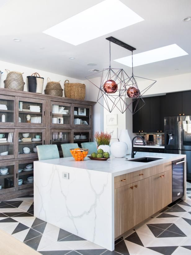Pictures Of The Hgtv Smart Home 2017 Kitchen Full Room Tours Of