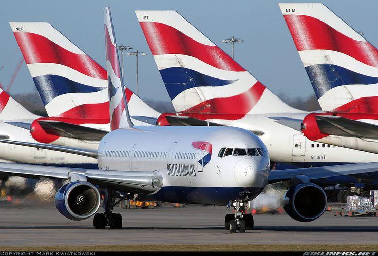 British Airways  Boeing 767-336/ER  (airliners.net)