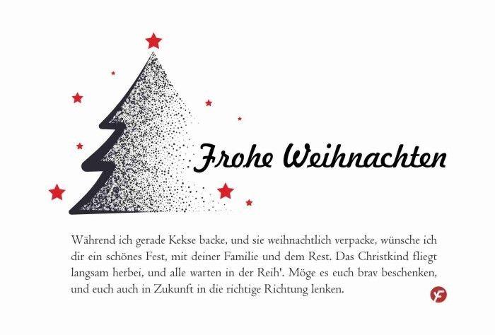 lustige weihnachtswünsche weihnachtskarte schreiben