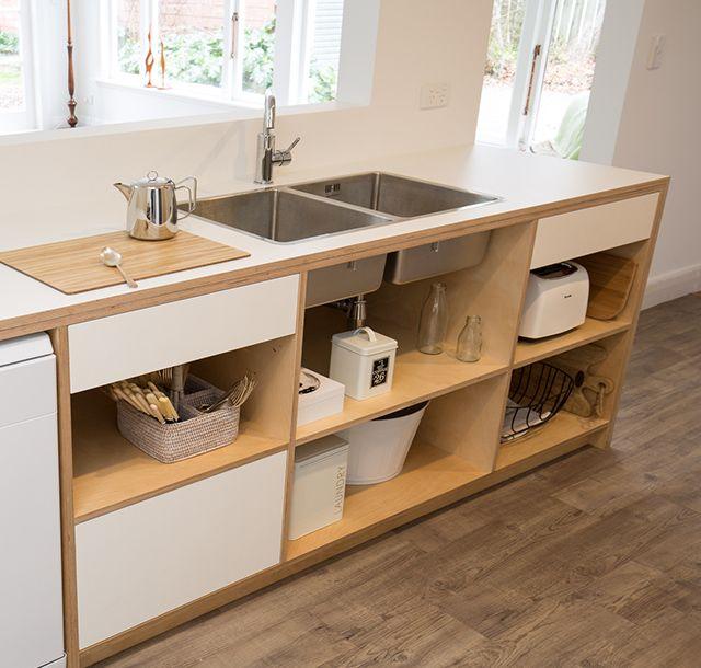 Karndean flooring - Greytown kitchen