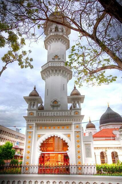 Beautiful Mosque - Malaysia