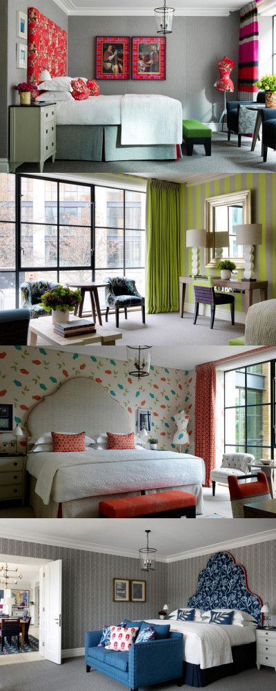Ham Yard Hotel: Unexpected #Design #London #Hotels