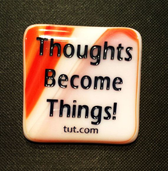 Funk up your fridge, thoughts become things!