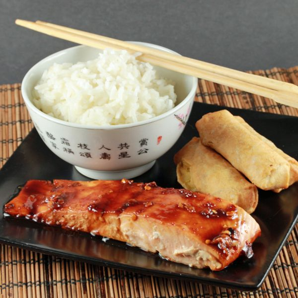 Copycat Recipe: Ruby Tuesday Asian Glazed Salmon