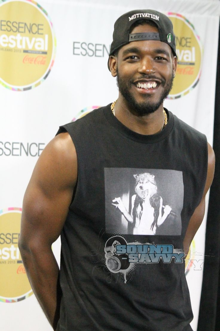 luke james | Luke James-PR