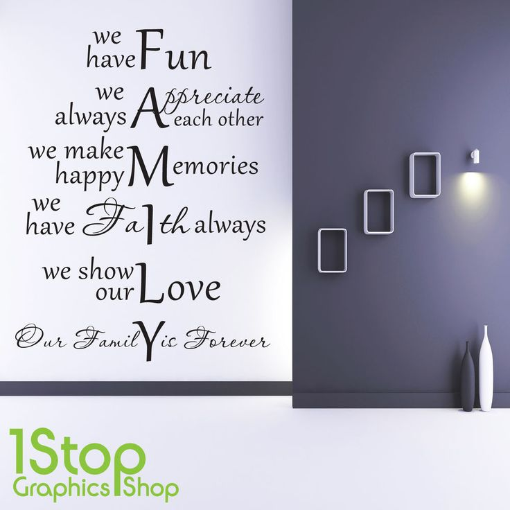 Wall Art Stickers Quotes 75 best www.1stopgraphicsshop.co.uk images on pinterest | wall