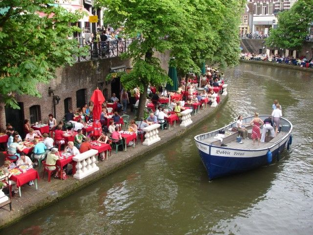 Utrecht, my favourite place in The Netherlands!