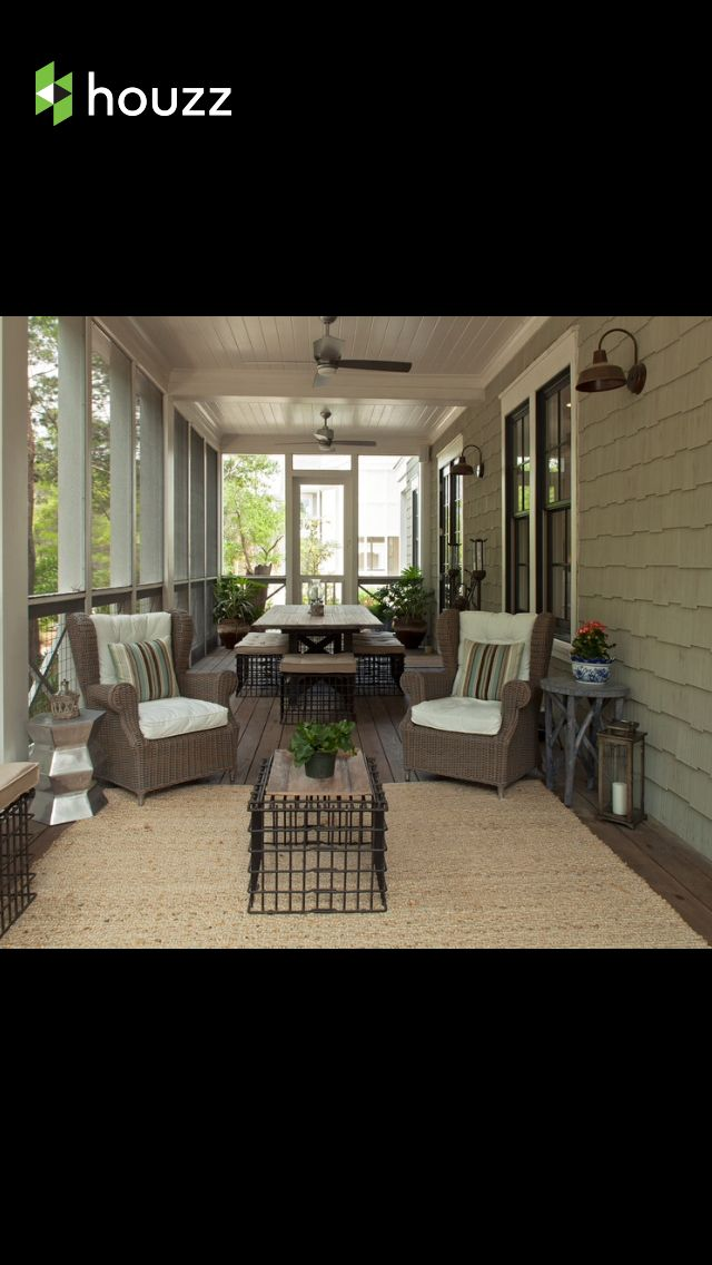 Pin By Patty Kraynak Reich On Home Screened In Porch