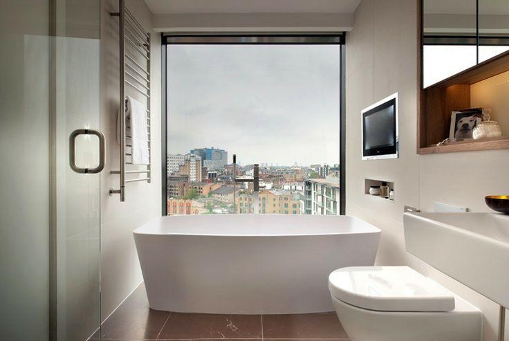 Popular Bathroom heated towel racks #662