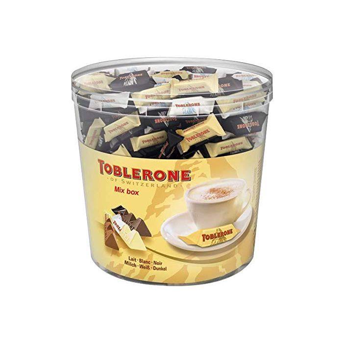 Toblerone Mix Box 904g Toblerone Box Sweets