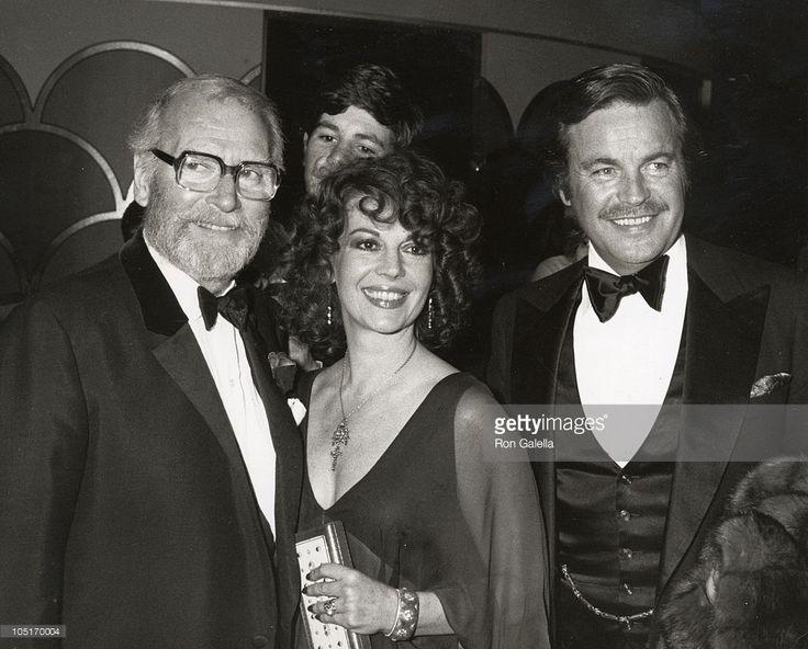 Laurence Olivier, Natalie Wood and Robert Wagner