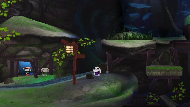 cave story 3d - Google Search