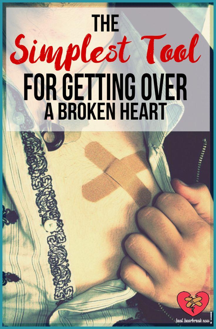 broken get heart over relationship