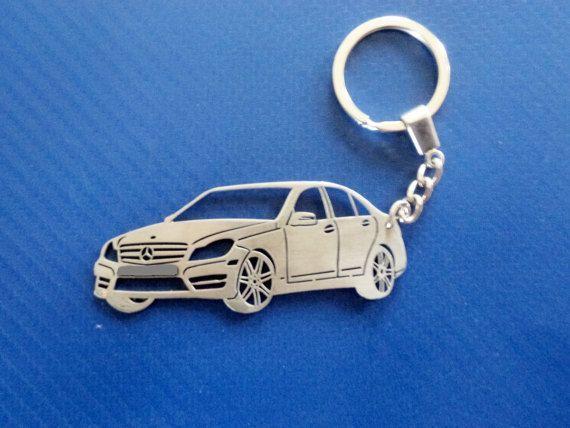 Mercedes C250 Keychain Car Keychain Keychain for Mercedes
