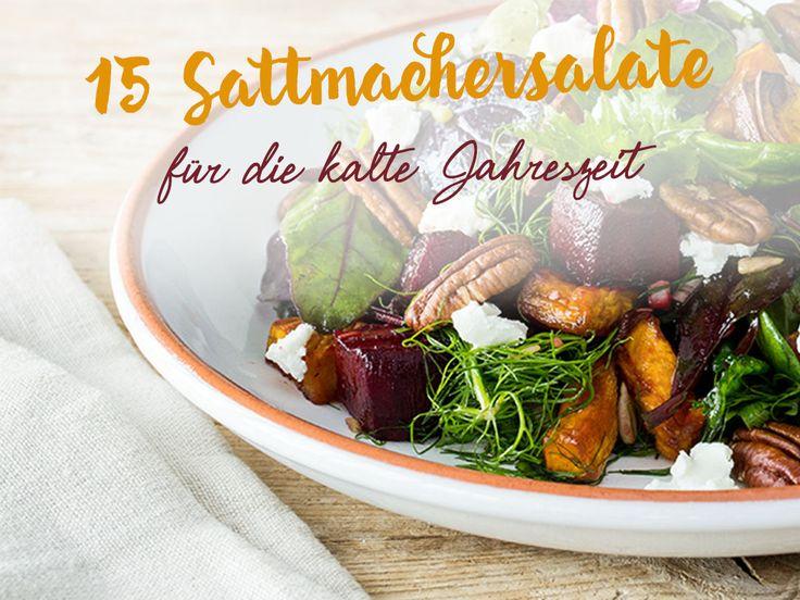 Salat mit Süßkartoffeln,Ziegenkäse und Pekanüssen_Titelbild-text