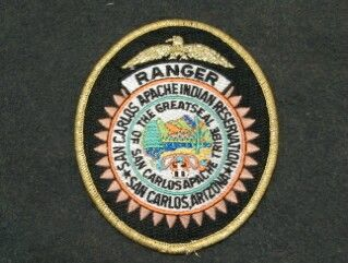 San Carlos Apache Ranger The San Carlos Ranger District comprises the southern part of the San Isabel National Forest. The San Carlos Ranger District encompasses the eastern half of the Sangre de Cristo Range, which contains five of the state's coveted fourteeners.