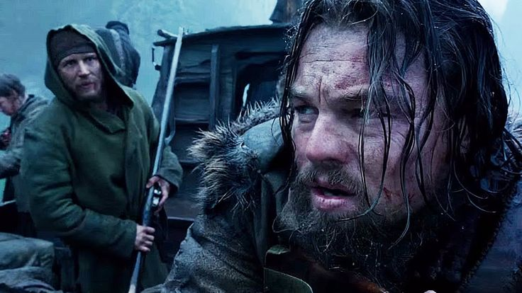 The Revenant - Official Trailer (2015) Leonardo DiCaprio, Tom Hardy [HD]