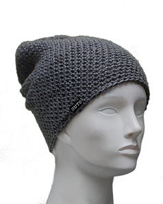 Outo Alpaca! This beanie is comfy! Individual Finnish design made with love - out of Finnish Novita wool.