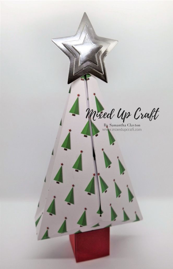 Christmas Tree Shaped Gift Boxes Christmas Gift Box Christmas Tree With Gifts Diy Christmas Paper