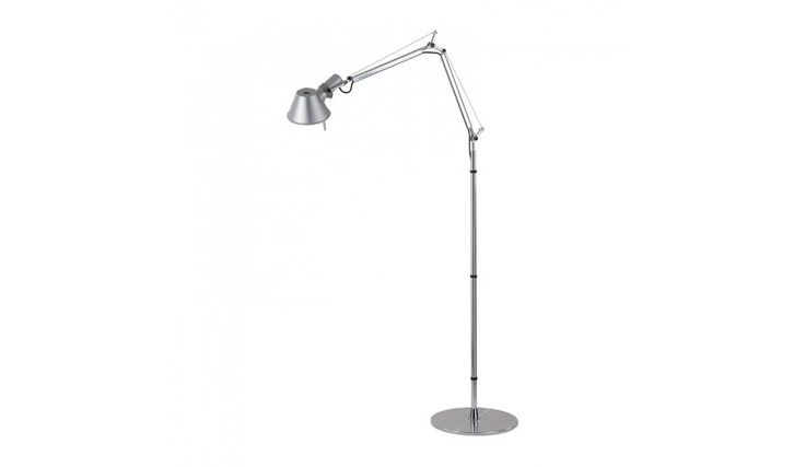 Artemide Tolomeo Micro LED Floor Lamp