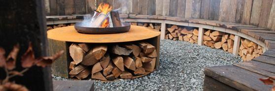 Fire place, eigen huis en tuin, tv