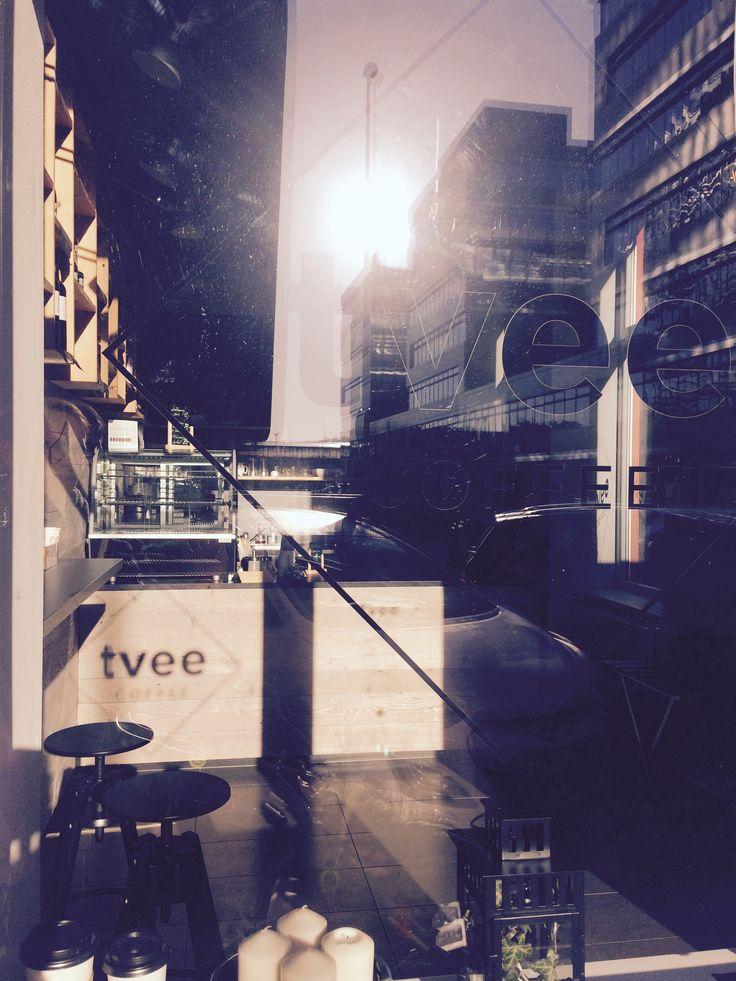 tvee coffee / Prague