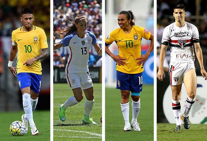 Guia do Futebol Olímpico: em casa, Brasil é favorito ao tão sonhado ouro  #globoesporte
