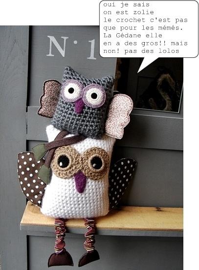 .Adorable owls