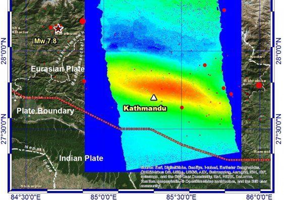 Terremoto Nepal: perche' una replica cosi' forte? Il modello di faglia spiegato da INGV Terremoti