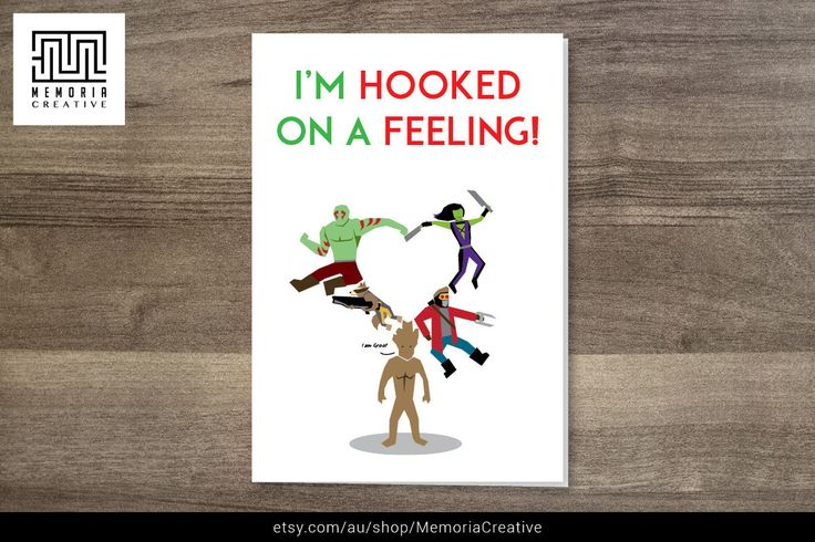 https://www.etsy.com/au/listing/202622929/i-love-you-card-guardians-of-the-galaxy       #guardiansofthegalaxy #marvel #iloveyoucard #hookedonafeeling #Groot #DancingGroot #StarLord